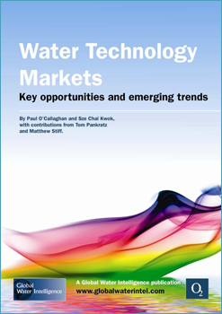 Water Technology Markets Book